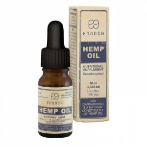 CBD olie 3% - 10 ml | 300mg Endoca