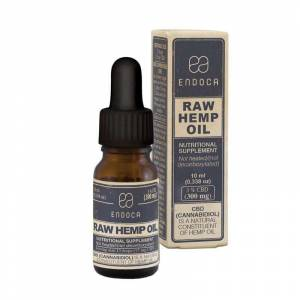 CBD oil RAW 3% - 10 ml | 300mg Endoca