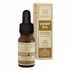 CBD olie 15% - 10 ml | 1500mg Endoca